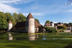 Sigy (@lain G) Tags: france nikon tour chateau iledefrance seineetmarne d90 douve sigy