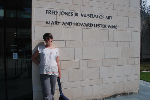 Fred Jones Jr Museum of Art