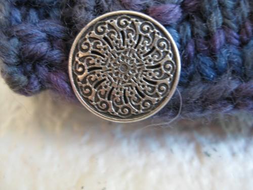 Pembroke Vest Button