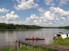 agua (begoa  c.g.) Tags: familia rojo agua explore parasol vida amazona rioguajar