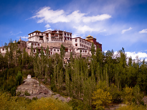 Matho Gompa ~ Ladakh, India