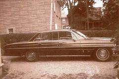 1961 Oldsmobile Classic 98 Holiday Sedan Hardtop (vinnyvrg) Tags: holiday classic 98 1961 oldsmobile ninetyeight stratfordontario