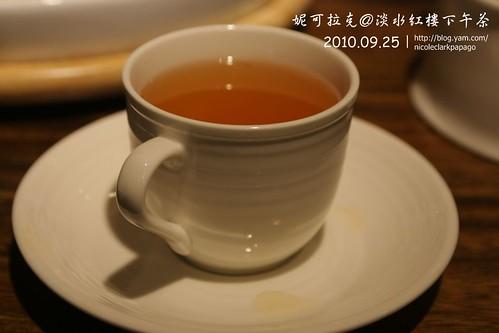淡水紅樓下午茶20100925-041