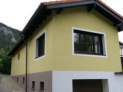Wieder ein Stck weiter ... (rudi_valtiner) Tags: facade constructionarea baustelle fassade flatz