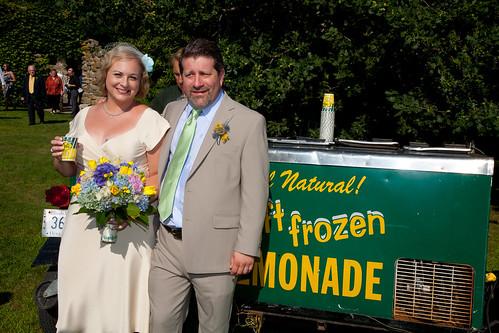 Del's frozen lemonade- a RI tradition