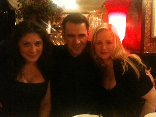 Sophia, Roland, Sasha