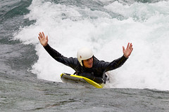 2010 Whitehorse Canoe and Kayak White Water Rodeo (northern merigold) Tags: canada surfing yukon kayaking paddling whitehorse 5star 2010 butthole yukoncanoeandkayakrodeo