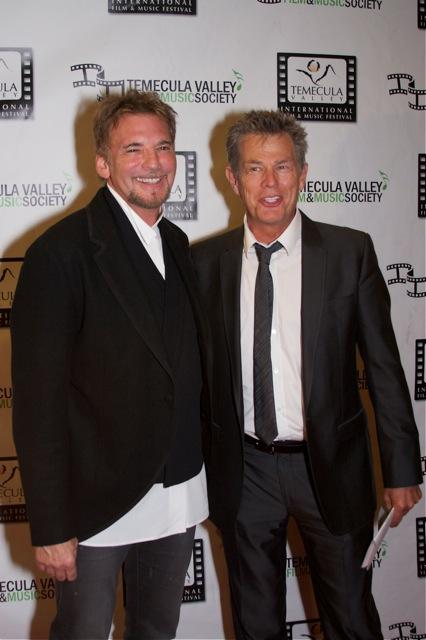 Kenny Loggins, David Foster, TVIFF