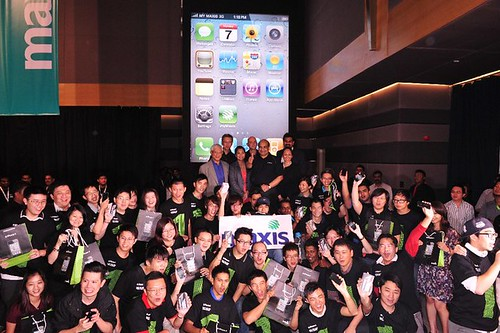First 60 Maxis iPhone 4 Owners