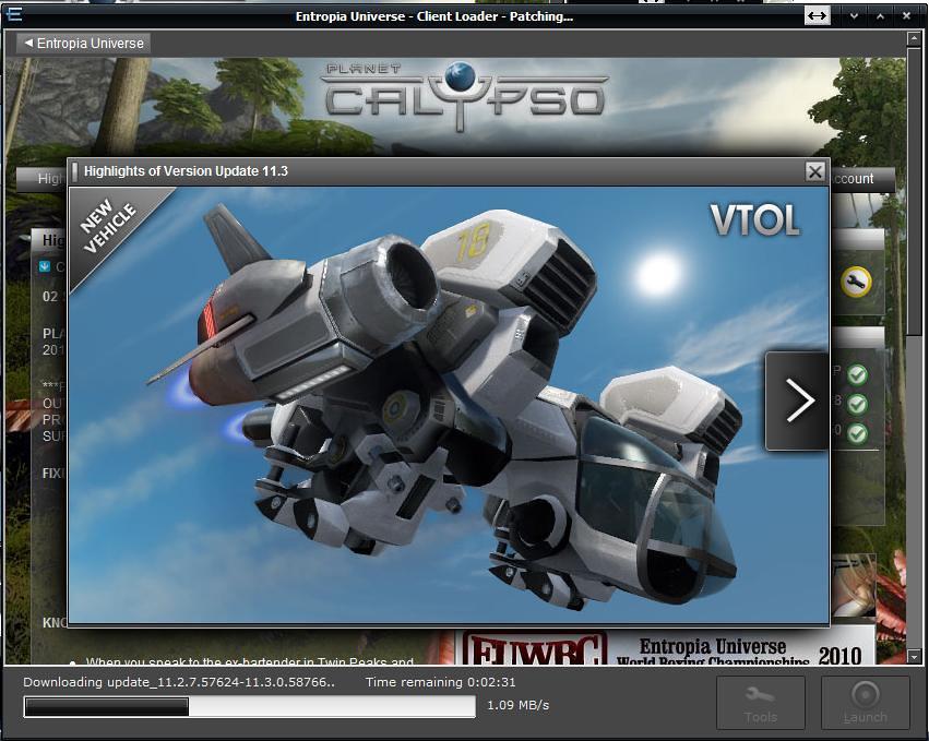 VTOL Aircraft!