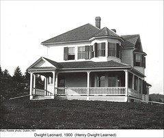 Leonard House in Dublin New Hampshire (Keene and Cheshire County (NH) Historical Photos) Tags: house home dublinnh dublinnewhampshire maryerobbe dleonardhouse