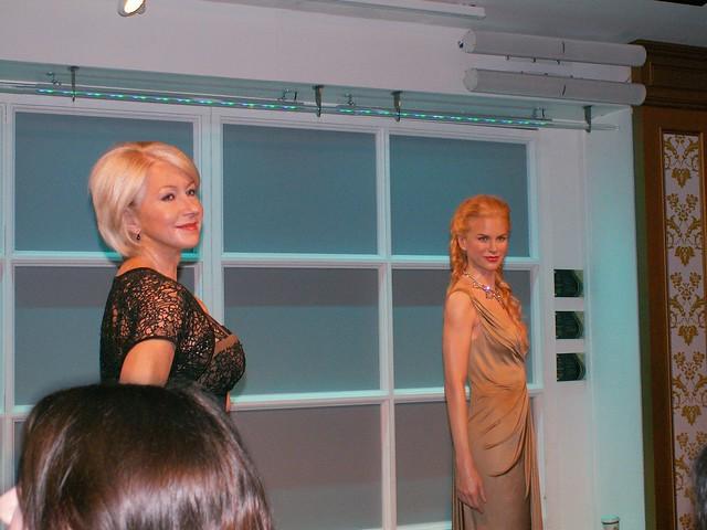 Mme Tussaud 6 - Nicole Kidman by yodahome