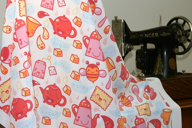 Fabric Of the Week: Kawaii