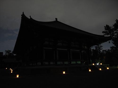 唐招提寺(観月讃仏会)@西ノ京-04