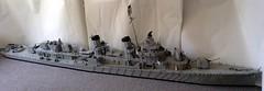 USS Haggard starboard side (Babalas Shipyards) Tags: lego navy warship usshaggard minifigurescale worldwariidestroyershipmilitary