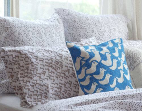 New: Virginia Johnson Bedding