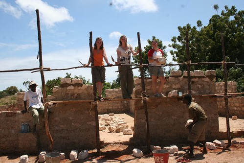 Nursery class at Makongeni