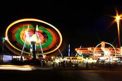 Welcome To The Fair (thisisbrianfisher) Tags: county light summer fall night canon evening community long exposure glow ride streak michigan brian fair fisher saline township lodi scrambler washtenaw brianfisher thisisbrianfisher