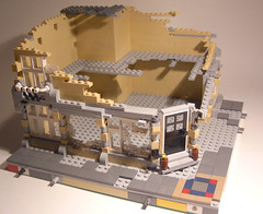 Op: Siege - Corner Building (. soop) Tags: building corner lego mr operation siege a6 soop 2011 brickfair