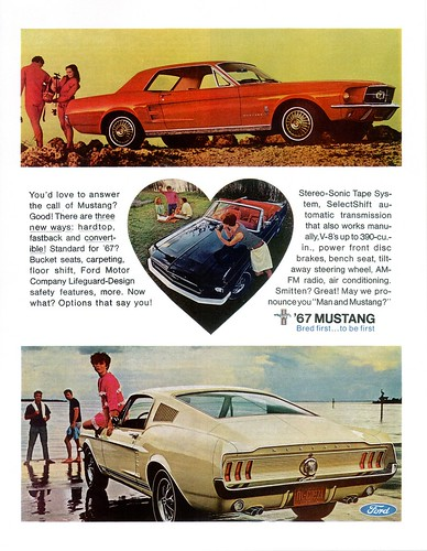 1967 Ford Mustang (USA)