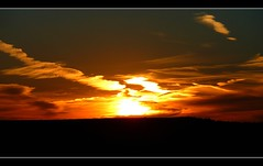 New Mexico Sunset.... (Minkn) Tags: new sunset summer sky cloud sun color nature beautiful yellow norway clouds spectacular landscape mexico nice scenery heaven skies colours great panasonic scenary stunning naturesfinest tz7 scenicsnotjustlandscapes minkn