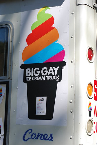 Big Gay Ice Cream Truck!