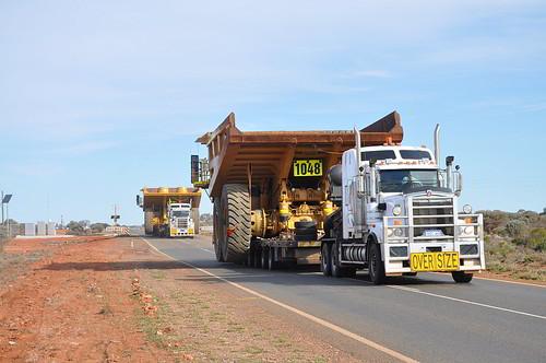 mining truck 1