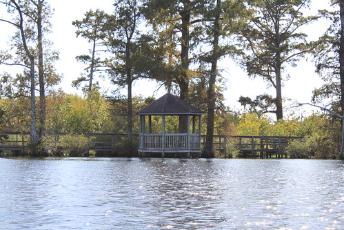 Kayaking - Pasquotank River - Albemarle Hospital Gazebo 2