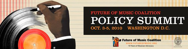 Fututre Of Music Coalition Policy Summit