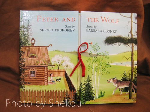 peter and the wolf 彼得与狼