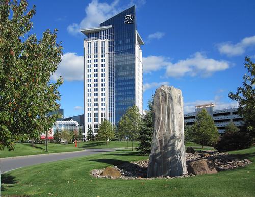 Turning Stone casino and hotel