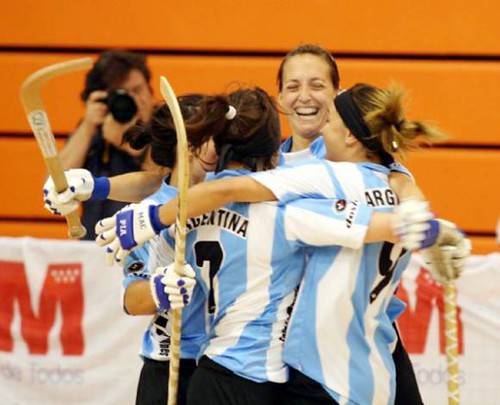 argentina campeon mundial de hockey de patines - 2