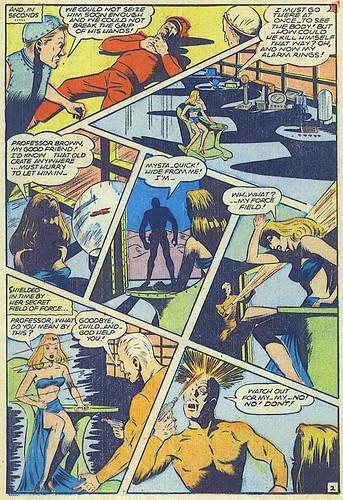 Planet Comics 41 - Mysta (March 1946) 01