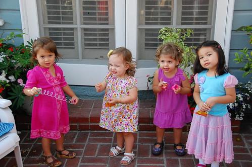 Toddler posse