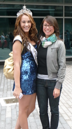 Day 30: With Miss Teen Niagara!
