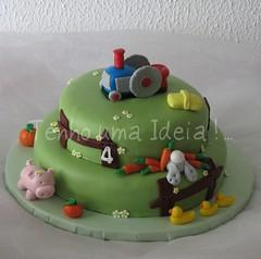 IMG_1716 (Tenho uma Ideia!...) Tags: cake bolo picnik