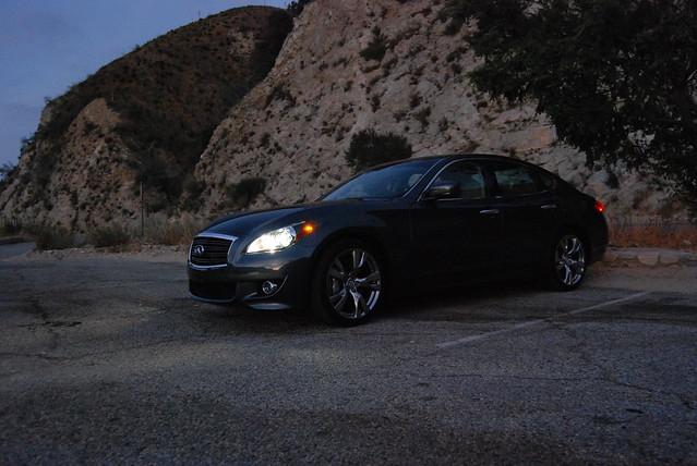 review reviews infiniti m56 carreviews roadtestreview m56s