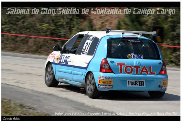 Renault Clio_Marcos Ramos_Subida Montanha Campo Largo #2010