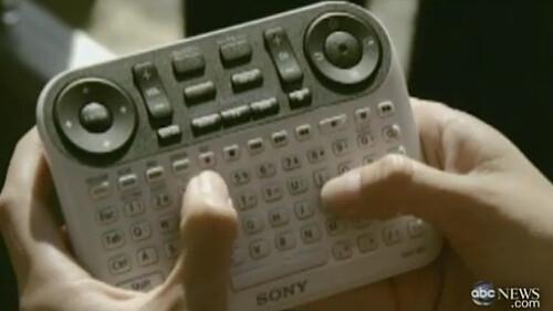 Sony Google TV 的遙控器?