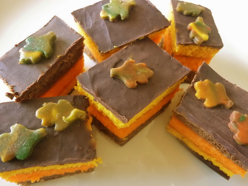 Autumn Seven Layer Cookies 3