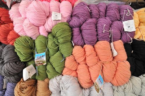 China yarn