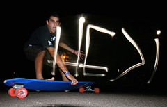 HE>Daniel (am_bam) Tags: light night writing hawaii skateboarding oahu daniel than midnight greater he leigh haleiwa longboarding waialua hegreaterthani