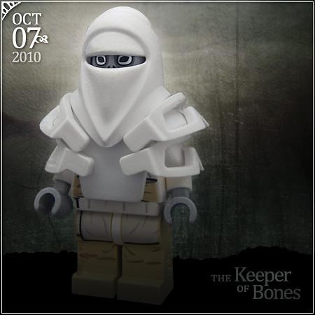 October 7 - The Keeper of Bones