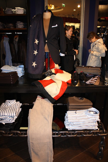 Tommy Hilfiger Store Event with GQ in Berlin 2010, Chambray