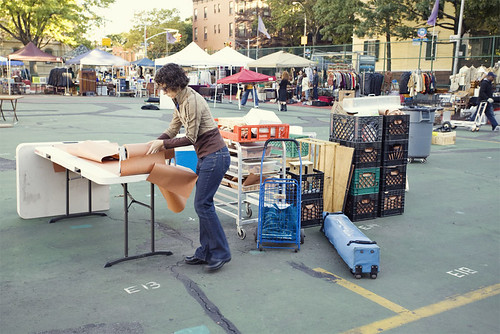 The Brooklyn Flea