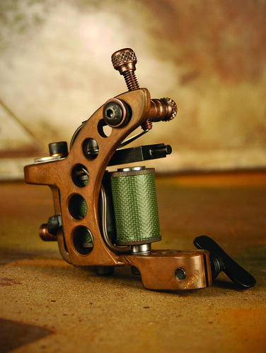 SOBA Custom Tattoo Machines. 51 photos