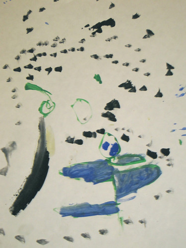 Dragonfly by G'tums --age 4