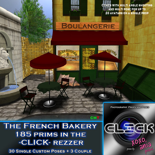 -CLICK- The French Bakery