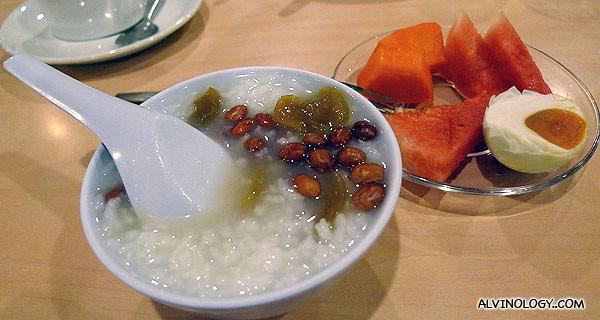 My simple breakfast
