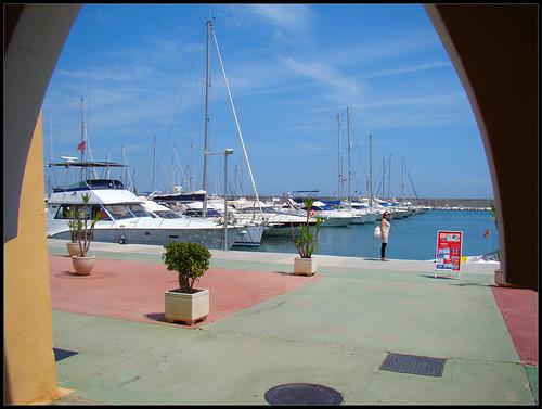 Barcos Puerto Deportivo